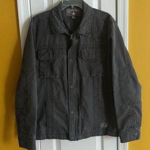 Converse Men's cotton utility jacket